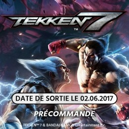 Welcome to the Iron Fist Tournament 7 !